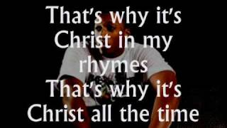 Lecrae (Rap-a-long lyrics) Don