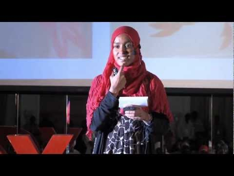 Build your life with your passion: Razan Azhari at TEDxYouth@Khartoum