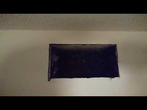 central ac air conditioning clean mold disinfect ducts duct work