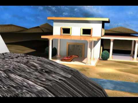 Parabola la casa sobre la roca youtube for Casa la roca