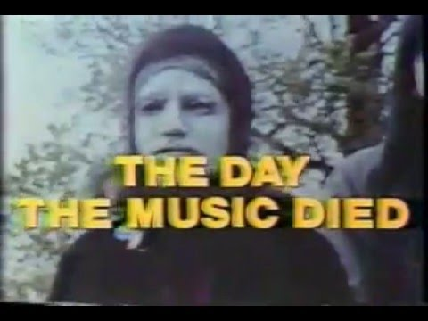 The Day The Music Died - Bert Tenzer (Full Movie)