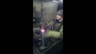 Сварка глушителя полуавтоматом(ГАЗ 2410., 2017-01-07T10:59:56.000Z)