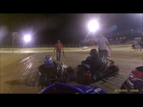 Moler Raceway Park 9/4/16 Heat 1 (FAIL)