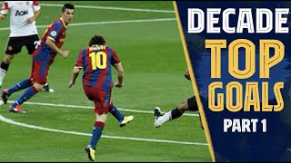 The best Barça goals of the decade 2010-2019 | Part One