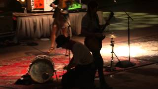"Avett Brothers ""Kick Drum Heart into Geraldine"" Red Rocks, Morrison, CO 07.12.14"