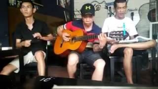 Guitar ket hop go muong