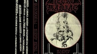 necromaniac(uk)- armies of concrete rot