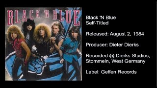 Black 'N Blue: Inside the 1984 Album w/ Drummer Pete Holmes - Self-Titled - Hold on to 18 - Excerpt