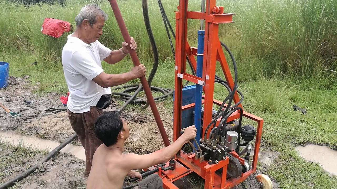 Portable well drilling Philippines