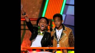 Jaden Smith ft. Willow Smith -- Kite [2013 NEW SONG] [HOT]