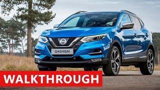 2017 Nissan Qashqai Review - Full Walkthrough