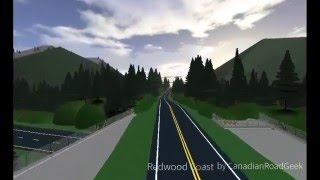 AVD: Redwood Coast ROBLOX From CanadianRoadGeek