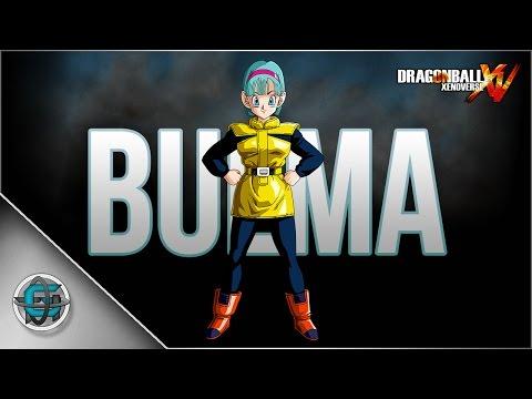 Dragon Ball Xenoverse - Character Creation: Bulma