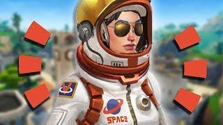 Fortnite - Season 3 Space Suit