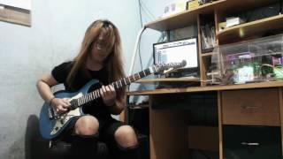 HHM Shred Guitar Challenge ALE FUNKY CIBINONG