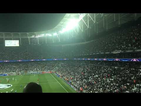 Beşiktaş - Leipzig Ateşini Yolla Bana