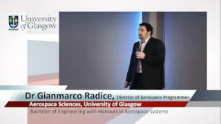 SIT Open House 2012 University of Glasgow, Aerospace Programmes