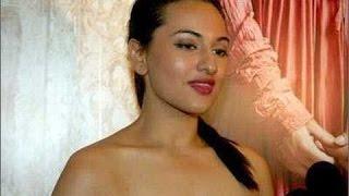 Actress Sonkashi Sinha's Fake Glamour Video Leaked