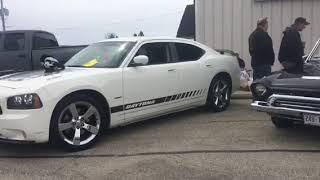 2018 Slinger car show at Kettle Moraine Bowl
