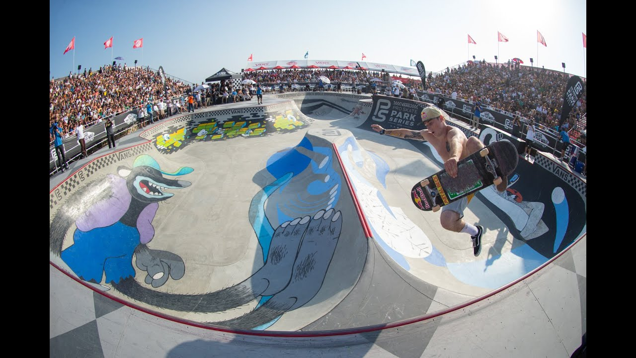 Huntington Beach Highlights | 2016 Vans Park Series