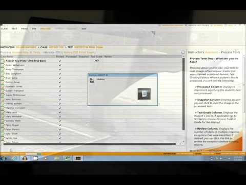 ZIP-scan Print/Scan/Score Solutionиз YouTube · Длительность: 7 мин6 с