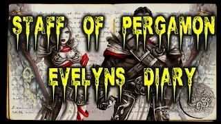 Divinity: Original Sin - Staff of Pergamon - Evelyn's Diary - QUEST GUIDES/WALKTHROUGHS