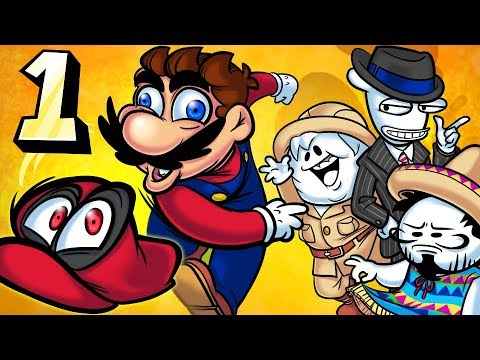 Oney Plays Super Mario Odyssey (30 FPS Reuploading) - EP 1 - Mario is 24 Years Old Apparently - Oney Plays Super Mario Odyssey (30 FPS Reuploading) - EP 1 - Mario is 24 Years Old Apparently