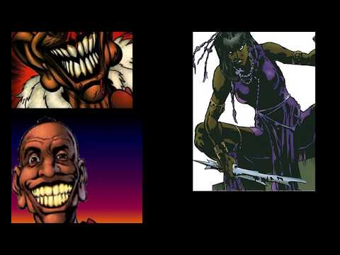 Top 20 Black Panther Villains