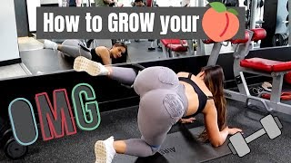 Best glute exercises for muscle growth