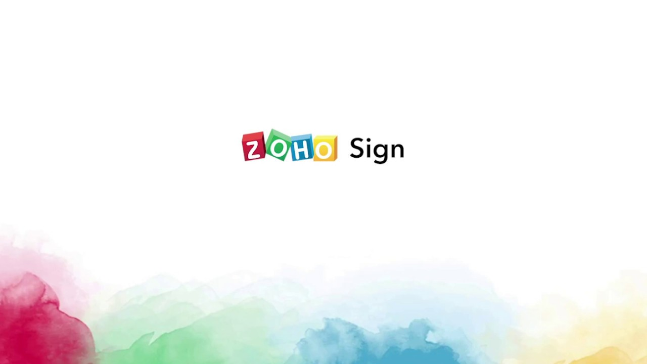 Getting Started to Digital Signatures - Zoho Sign