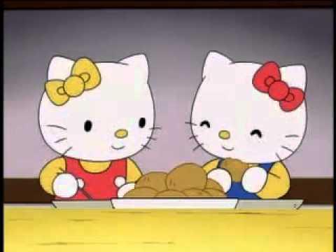 Hello Kitty - A Story Book Adventure cartoon