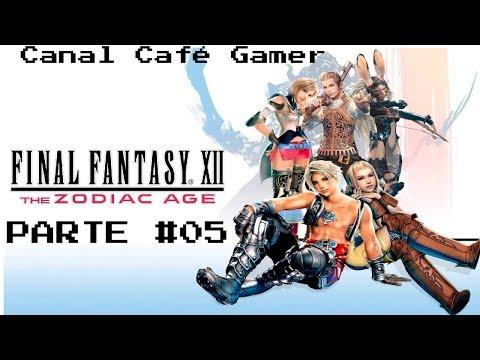 Final Fantasy XII |Pedra do Sol| #05