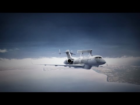 SAAB GlobalEye (corporate video presentation)