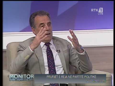 MONITOR - PRURJET E REJA NË PARTITË POLITIKE