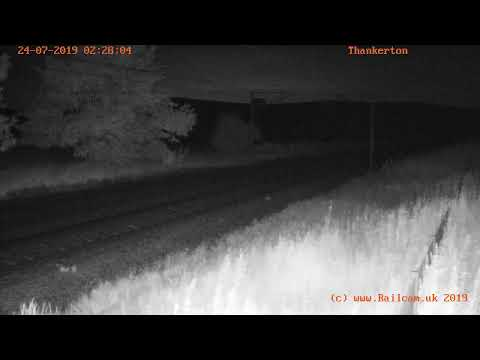 ***NEW CAM*** RAILCAM SHREWSBURY ABBEY FOREGATE