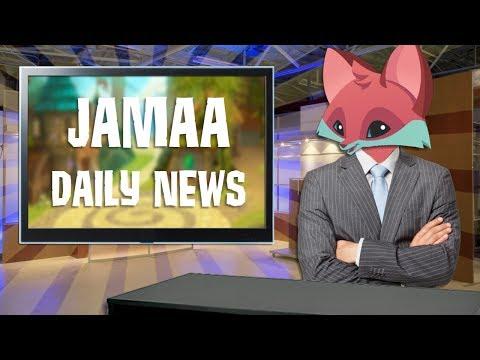 Animal Jam Skit: The Jamaa Daily News