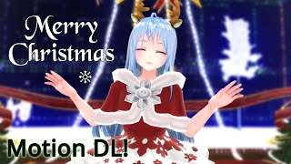 [COVER | 歌ってみた] All I Want For Christmas Is You (+MMD Motion DL!) by Leia - [MMD🎵VTuber]
