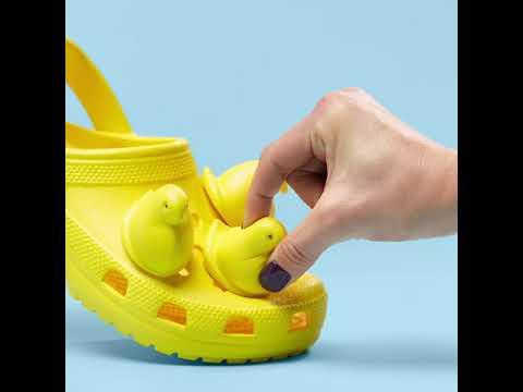 Crocs-unveils-new-Peeps-shoes