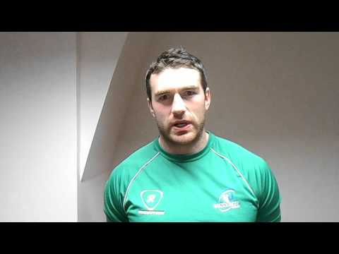 Andrew Browne Connacht Rugby