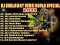 DJ Sholawat versi Angklung 2021  DJ Sholawat Koplo Angklung Special terbaru