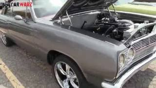 1965 Chevy Chevelle At Woodward Dream Cruise 2016