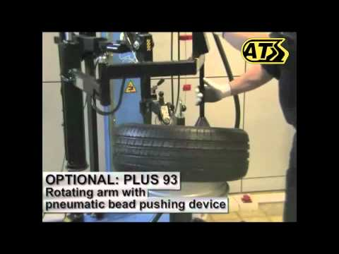 """RAV magic fully automatic tire changer (10"""" - 30"""") by All Tire Supply"""