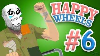 CROTCH-STABBING! - Happy Wheels #6