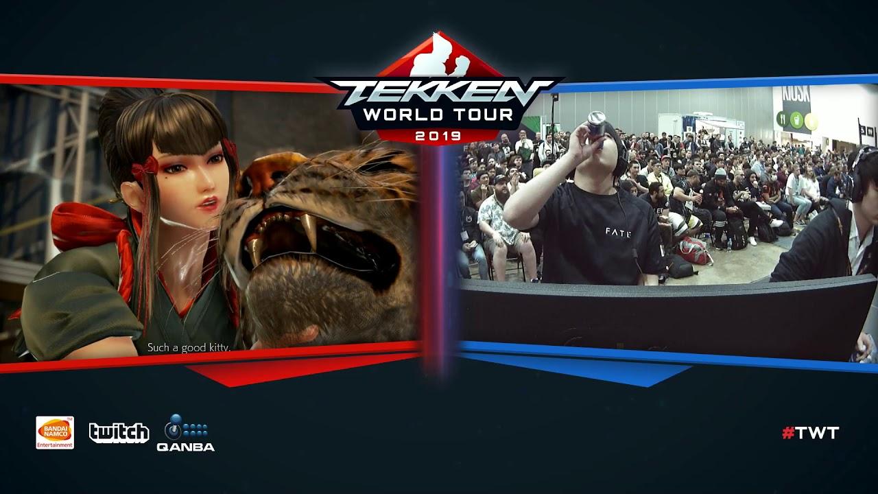 Tekken 7 Rangchu Vs Fate Ulsan Battle Arena Melbourne 2019 Top 8 Youtube