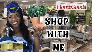 HOMEGOODS SHOP WITH ME! SUMMER 2019!