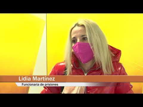 Comeza a vacinación de distintos colectivos profesionais en Ourense