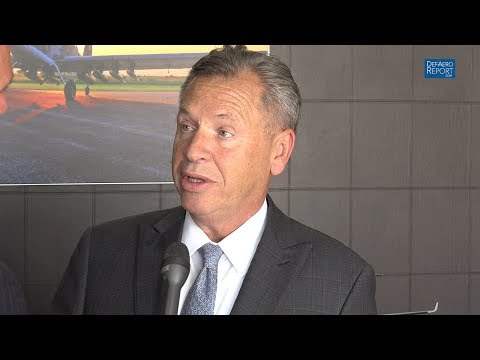 L3 Technologies' Strianese on Paris Air Show, Airport Security, Boosting Readiness