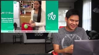 Thomas Sanders Pokemon/Disney Pranks Vine Reaction [HD]