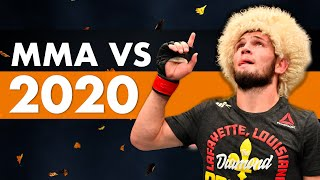 10 Amazing MMA Things to Actually Be Grateful for 2020