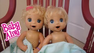 Baby Alive Twin 2006 Soft Face Adoption by Baby Alive Channel